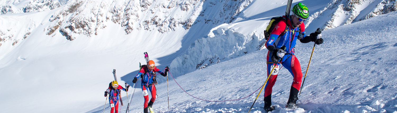Méribel sport montagne, ski d'alpinisme