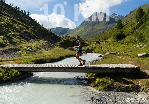 10km Méribel Trail