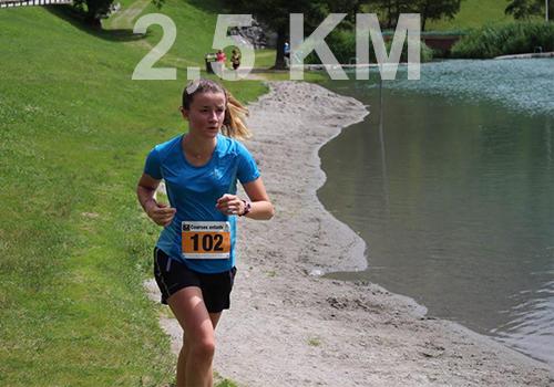 2.5km Méribel Trail